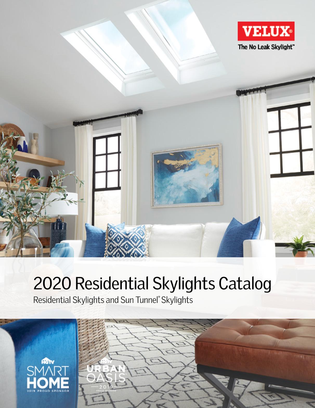 2020 Residential Catalog