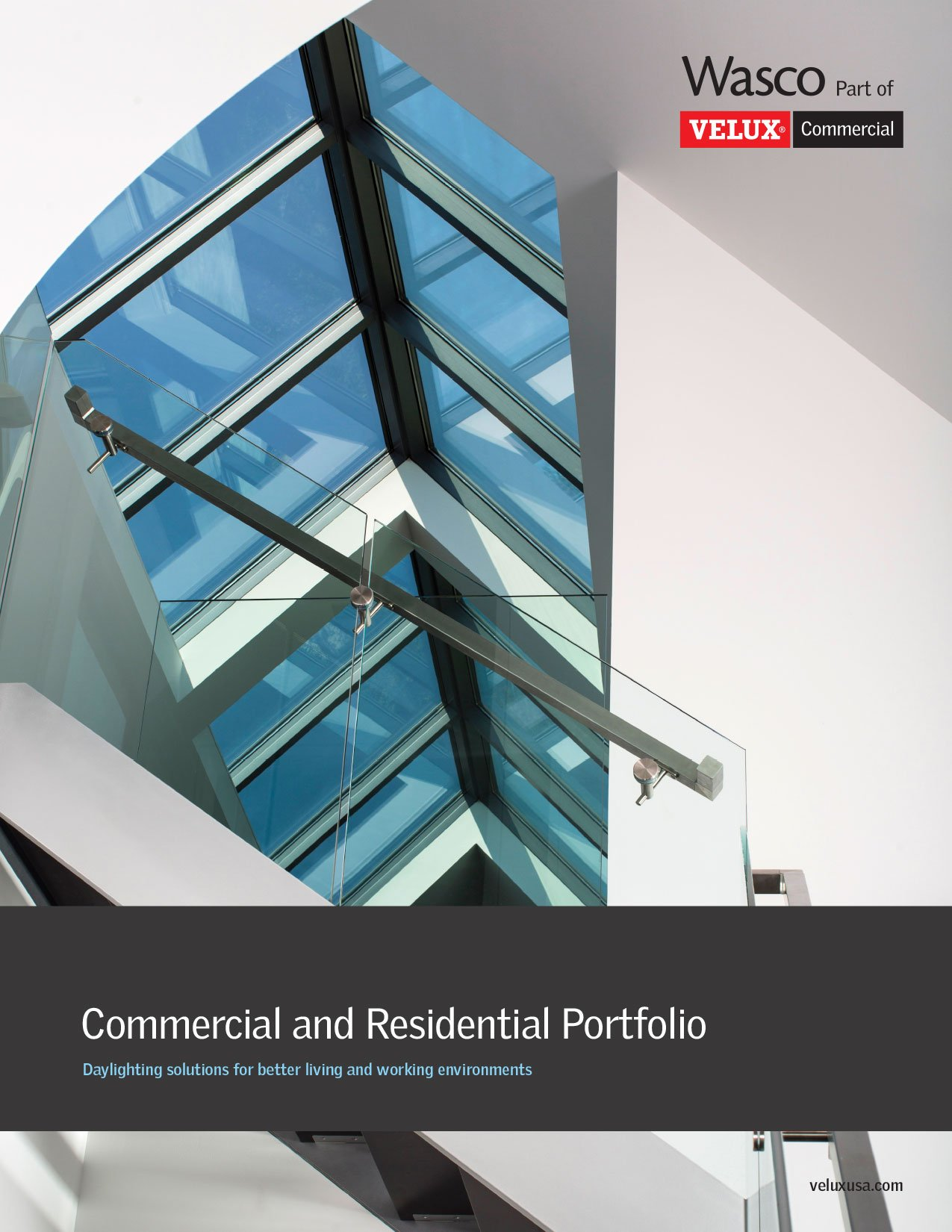 Commercial and Residential Daylighting Solutions - Wasco, now part of VELUX