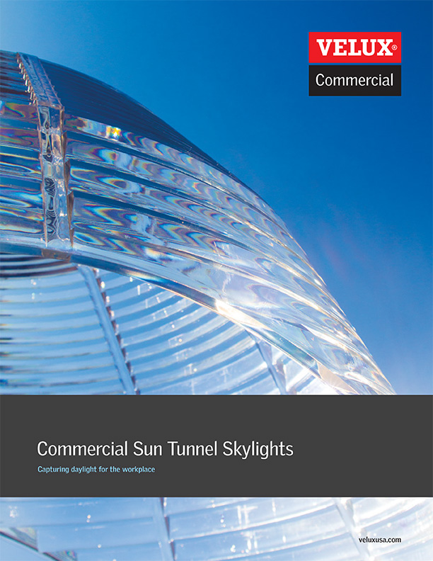 Commerical Sun Tunnel brochure