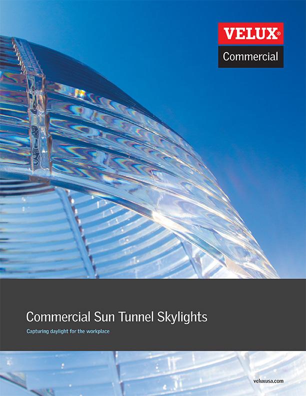 Commerical Sun Tunnel brochure