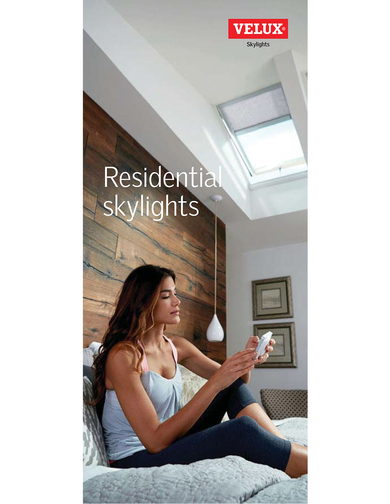 Residential skylight flyer
